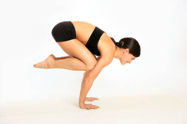 Tips For Getting Into Crow Pose Bakasana And Advanced
