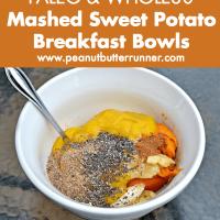 Sweet Potato Breakfast Bowls {Paleo + Whole30 Approved}