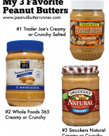 Happy National Peanut Butter Lover's Day: All of My PB Faves!