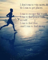 Distance Running: Love Where You Are TODAY