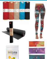 Must Have Gear for Hot Yoga: Mats, Towels, Clothes and Accessories