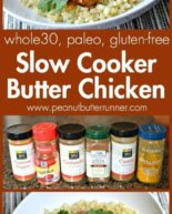 Slow Cooker Butter Chicken {Paleo + Whole30}