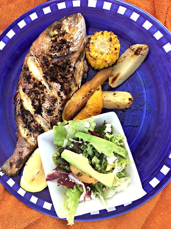 Zoetry paraiso de la bonita the food for Bonita fish recipes