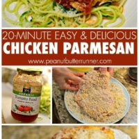 My Favorite Easy Chicken Parmesan Recipe – Ready in 20 Minutes!