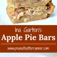 Ina's Apple Pie Bars – Easier Than Apple Pie!