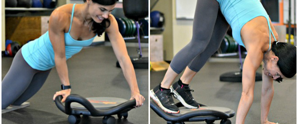 20 Ways to Use The AbDolly for Total Body Training + Why You Need One of These In Your Life!