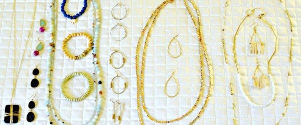 Weekend + Erin McDermott Jewelry Giveaway & Discount!