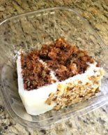 Yoga Weekend + Carrot Cake Love + Trader Joe's Finds