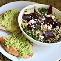 Recent Eats (Including Vegetables) + Pregnancy Digestion