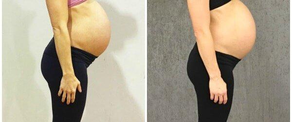 38 Weeks Pregnancy Update + Loving My Pregnant Body