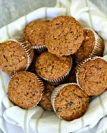 Easy and Healthy Banana Muffins