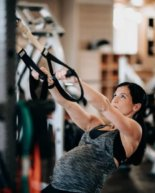 Why I Supplement with Omega-3s (especially in pregnancy) + Total Body TRX Workout