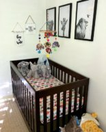 Baby Boy's Nursery Tour: Wild Animal Adventure!