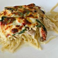 Italian Chicken Casserole