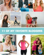 Friday Favorites: Blogger Edition
