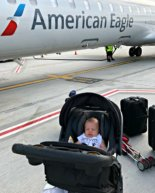 11 Tips for Flying with an Infant + Favorite Travel Gear