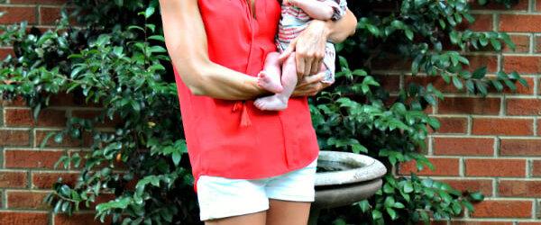 July 4th + Recent Eats: Six Weeks Postpartum