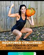 SQUATOBER 2018: 21 Day Squat Challenge