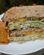 Recent Eats: Stuck on Turkey Sandwiches + The Best Spaghetti Squash Casserole