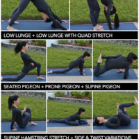 Injury Prevention: Recovery Tips + 5 Great Yoga Poses for Runners