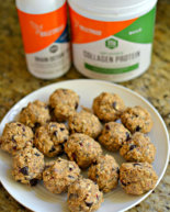 Whole Foods Market Supplement Sale + No-Bake Peanut Butter Collagen Energy Bites Recipe
