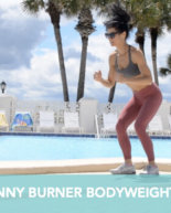 100 Rep Bunny Burner Bodyweight Workout