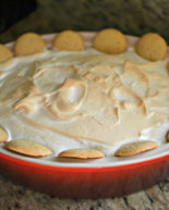 Southern-Style Peanut Butter Banana Pudding