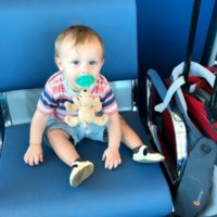 11 Tips for Flying with a One Year Old
