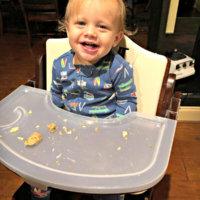 Finn's Recent Eats at 15 Months