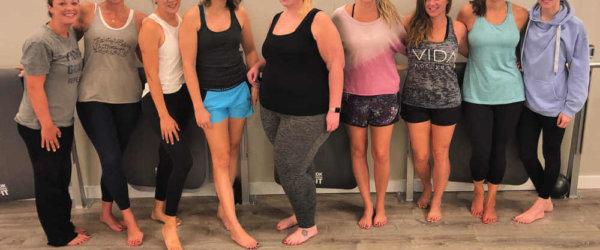 Yoga Weekend + My People
