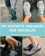 My Favorite Sneakers for #MOMLIFE