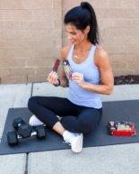 Raise the Bar Dumbbell Workout