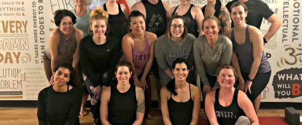 Central Pennsylvania Yoga Weekend: Master Classes, Twisting + Binding, Yoga For Runners…And Potato Donuts