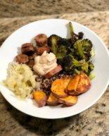 15 Warm Grain Bowl Meal Ideas