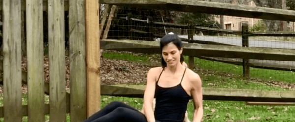 30-Minute One Heavy Dumbbell Full-Body Workout