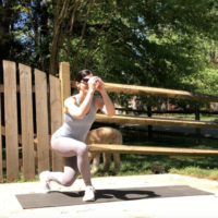 Working Out During Coronavirus + A Fun, New Home Bodyweight Workout
