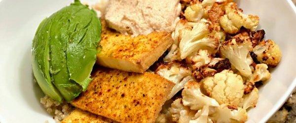 Recent Eats + Air Fryer Tofu How-To