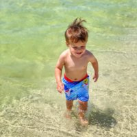 Finn is THREE + Family Time in Florida