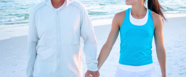 Sharing the lululemon Love with My Dad: Our Favorite Running + Walking Gear
