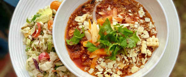 15 Things I've Eaten Recently: Welcome Back Soup and Chili