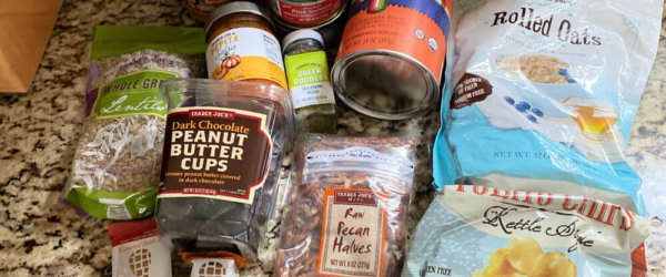Weekend + What I Bought at Trader Joe's